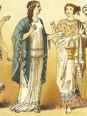 Unusual sexual habits of prostitutes in ancient Rome.